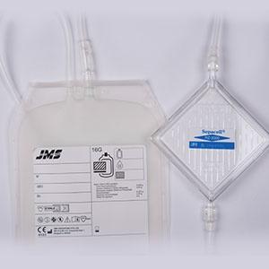 Blood Bag with Leukocyte Filter